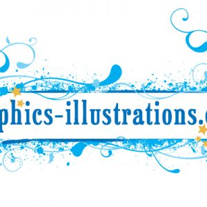 How to draw swirls illustrations in Adobe Illustrator, Part One