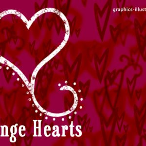 Grunge Hearts Brushes Photoshop download