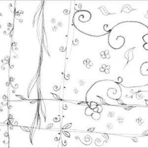 Photoshop Floral doodle brushes