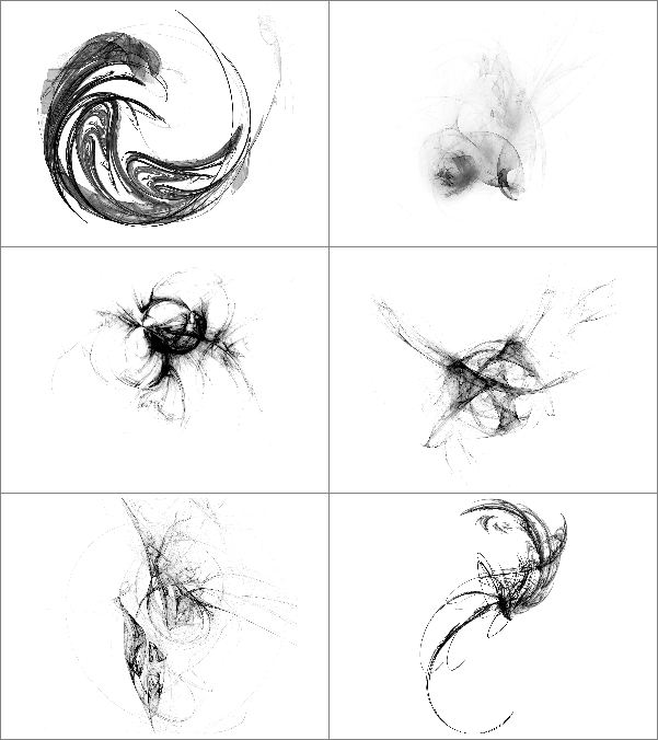 Space Photoshop brushes set, free download