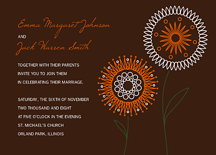 Download free wedding invitation