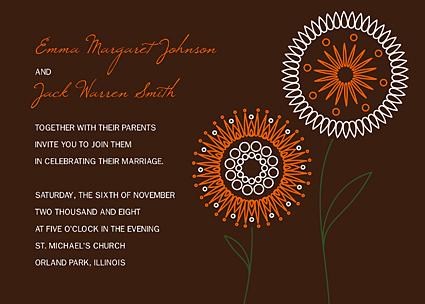 Download free wedding invitation