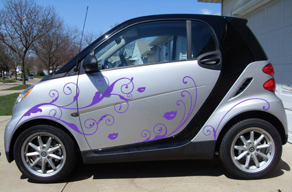 Custom  Pictures on Smart Car Custom Graphics   Digital Art  Photoshop Brushes  Graphics