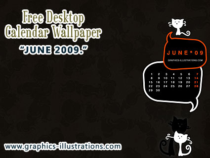 Free Desktop Calendar Wallpaper