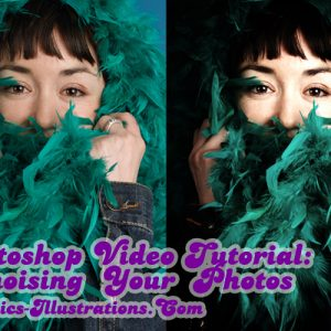 How to Create a Lomo Look in Photoshop – Video Tutorial