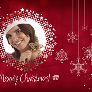 Free Christmas Card Template for Photographers