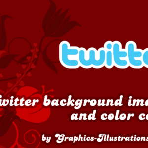 Photoshop Brushes in Your Twitter Theme Design