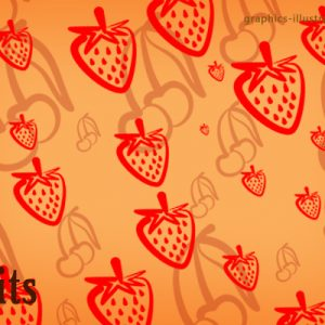 Fresh Fruits, Fresh Photoshop Brushes (Digital Stamps) set