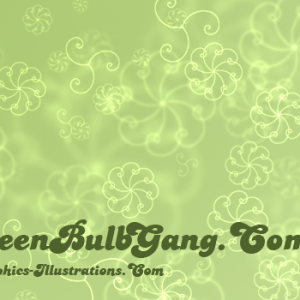 Free Download: February 2011 Wallpaper; Green Bulb Gang Site Revamped