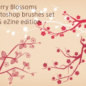 Free Download: April 2011 Desktop Calendar Wallpaper, Japanese Cherry Blossoms