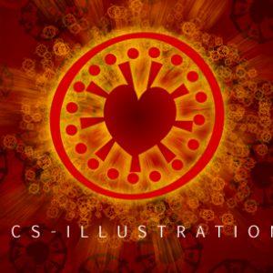 Love Card, Design Template
