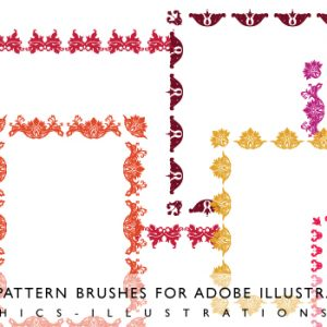 How To Create a Pattern Brush in Adobe Illustrator [Free Download]