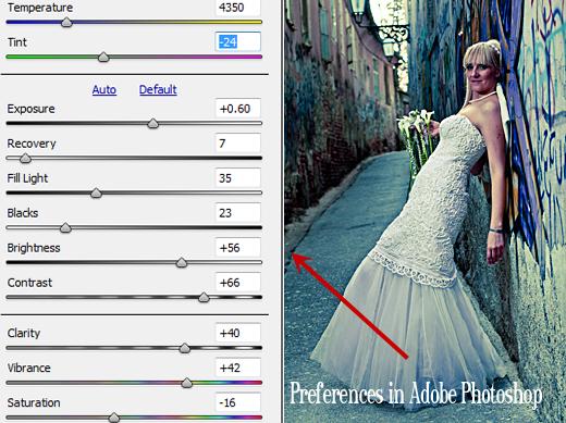 Wedding Photo Manipulation, Tutorial