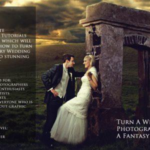From Wedding Photo To Fantasy Art