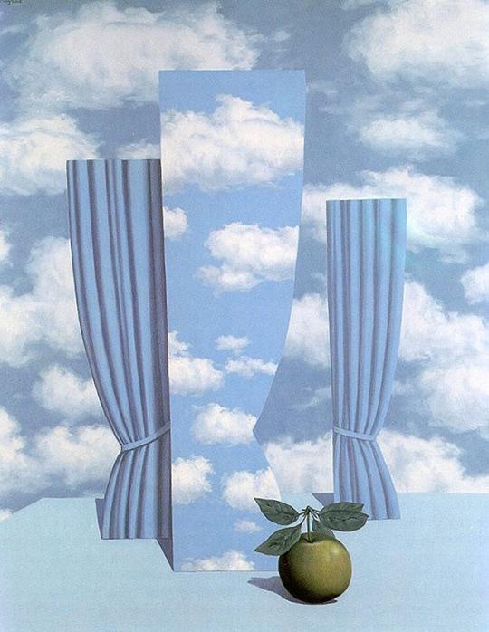 René Magritte - Beautiful world