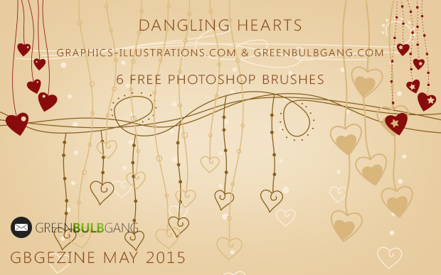 DANGLING HEARTS, FREE DOWNLOAD
