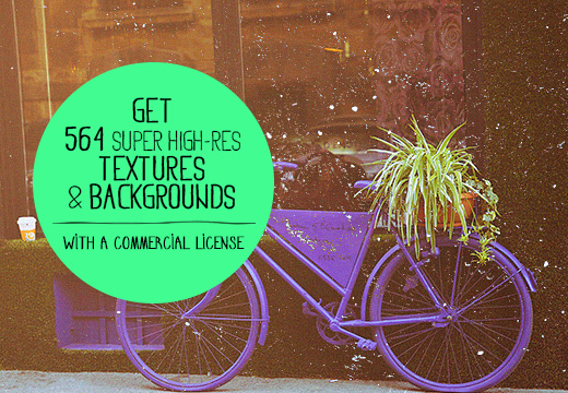 564 Super High-Res Textures & Backgrounds