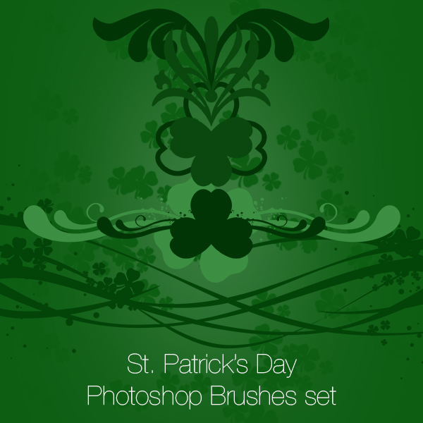 Adobe Photoshop Elements Change Background to St Patricks ...