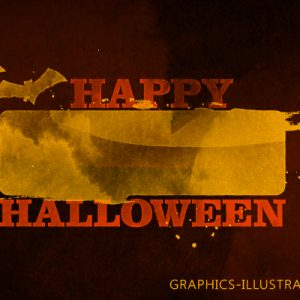 Halloween Watercolour Photoshop Brushes Set [Edition 2015]