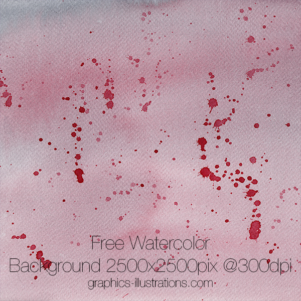Free Watercolor Background