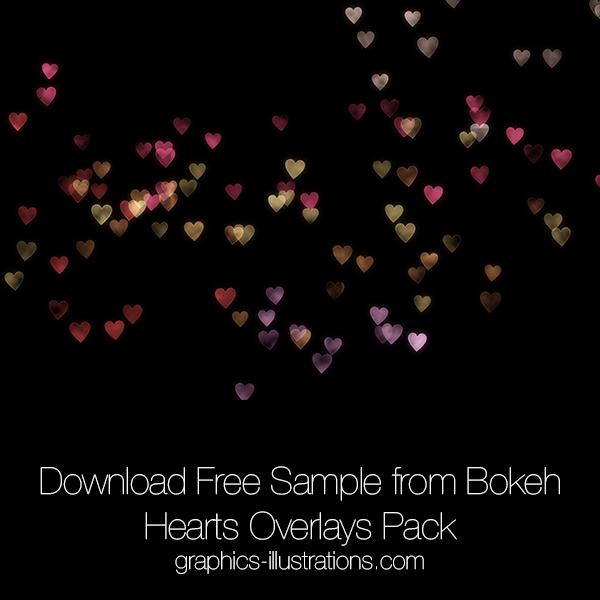 Free Sample Bokeh Hearts Overlays (155)