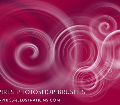 Photoshop swirls brushes