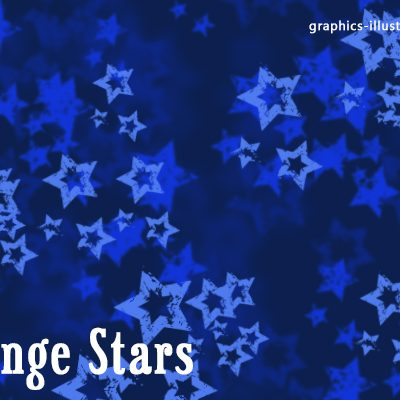 Grunge Stars Photoshop brushes set