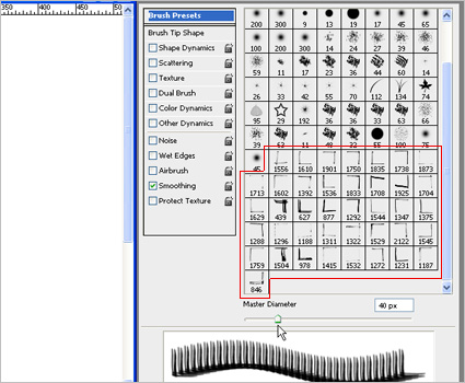 How to Install and Use Brushes in Photoshop