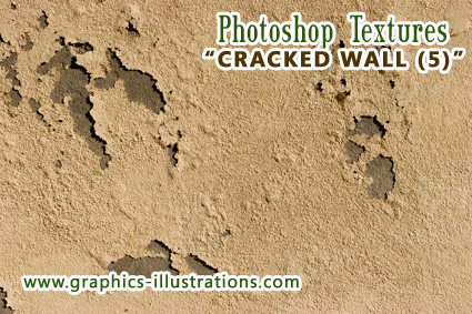 Texture Thursday: Cracked Walls