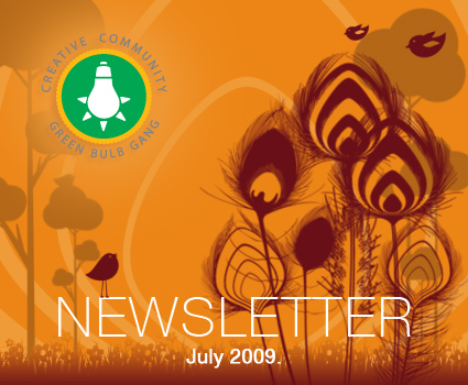 July 2009 GBG Newsletter