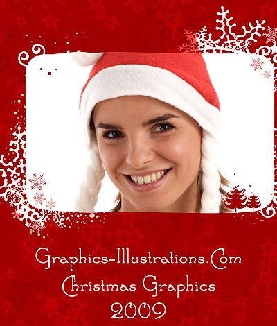 Xmas Photo Masks Lite Photoshop Brushes set