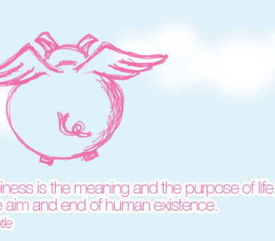Flying Piggies of Happiness