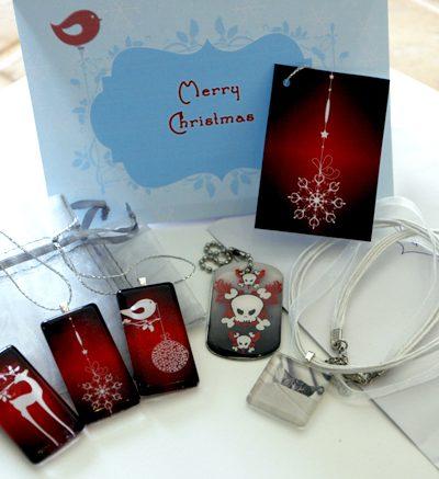Fiona's Christmas Gifts