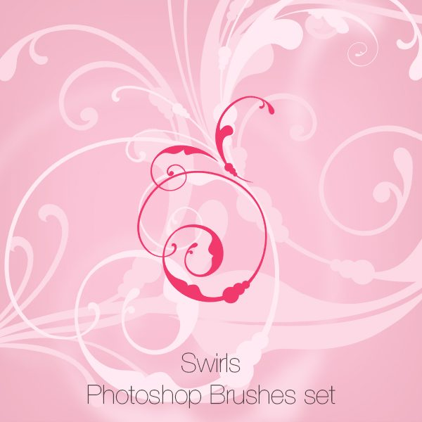 Swirls Photoshop Brushes
