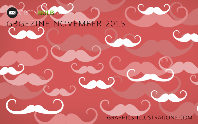 November Edition of GBG eZine Is Out
