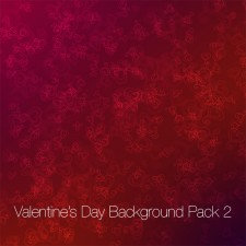 Valentine's Day Backgrounds Pack 2
