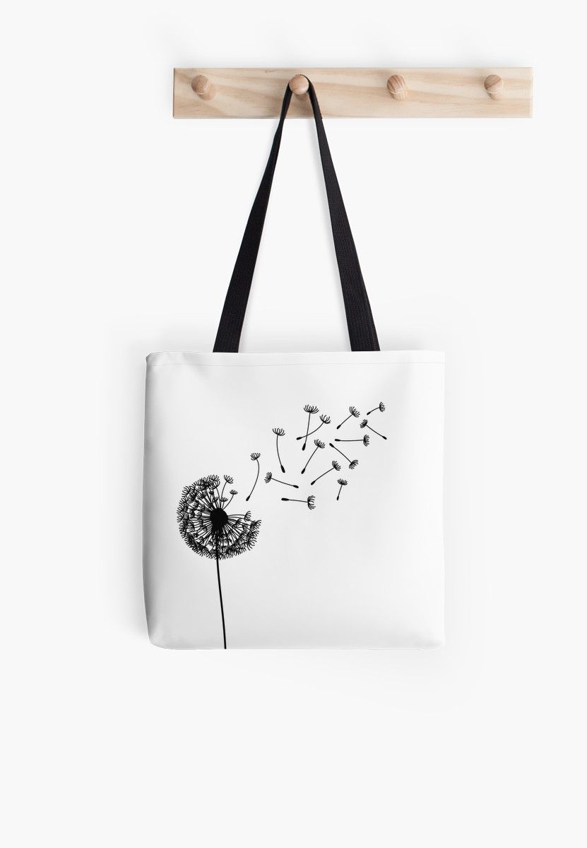 Make a Wish, Tote Bags