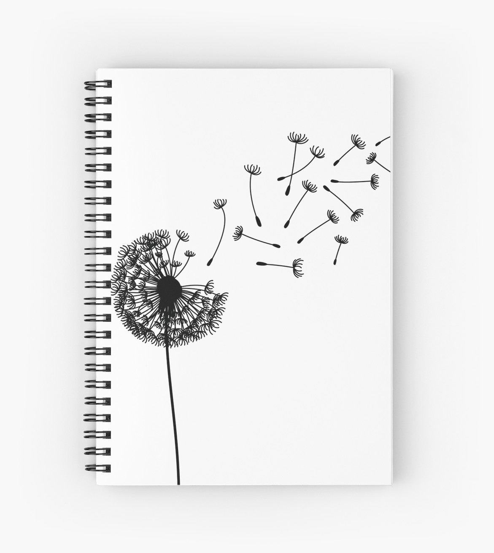Make a Wish, Spiral Notebooks