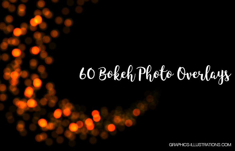 Bokeh Photo Overlays for Photographers [60].