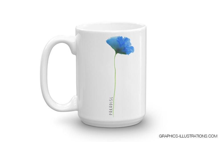 Paradise - The Mug