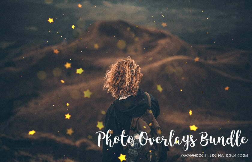 Stars Photo Overlays